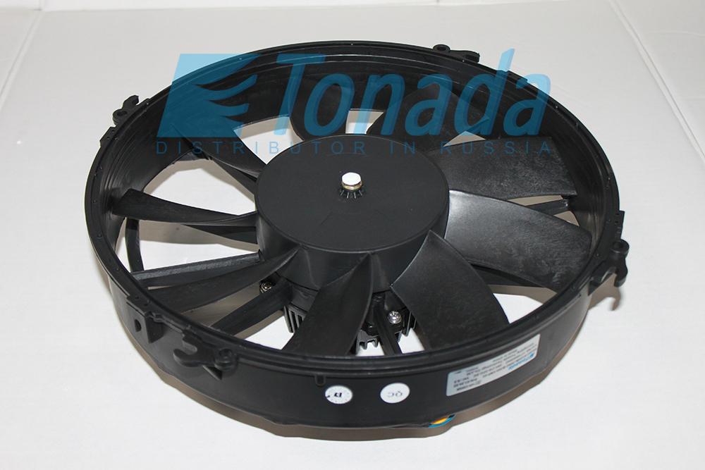 Вентилятор бесщеточный аналог Spal VA89-BBL305-94A