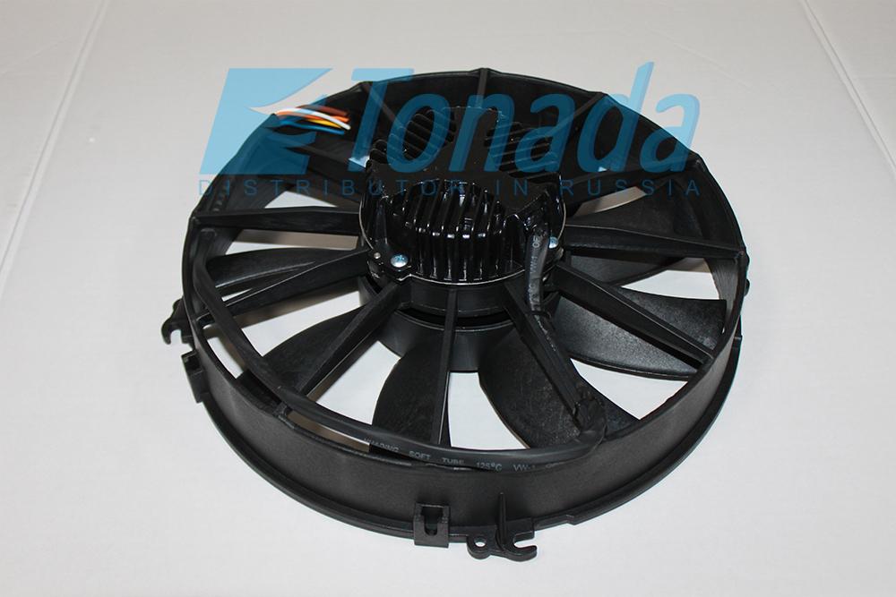 Вентилятор бесщеточный EBMpapst W3G300-RQ30-43 & W3G300-EQ30-43