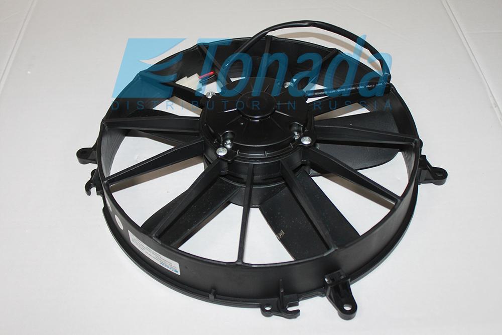 Вентилятор аналог Spal VA01-BP70/LL-36S & VA01-BP70/LL-79S