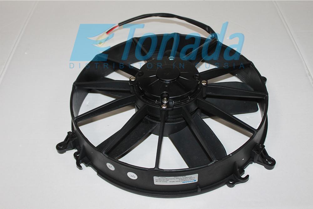 Вентилятор Spal VA01-BP70/LL-36A & VA01-BP70/LL-66A