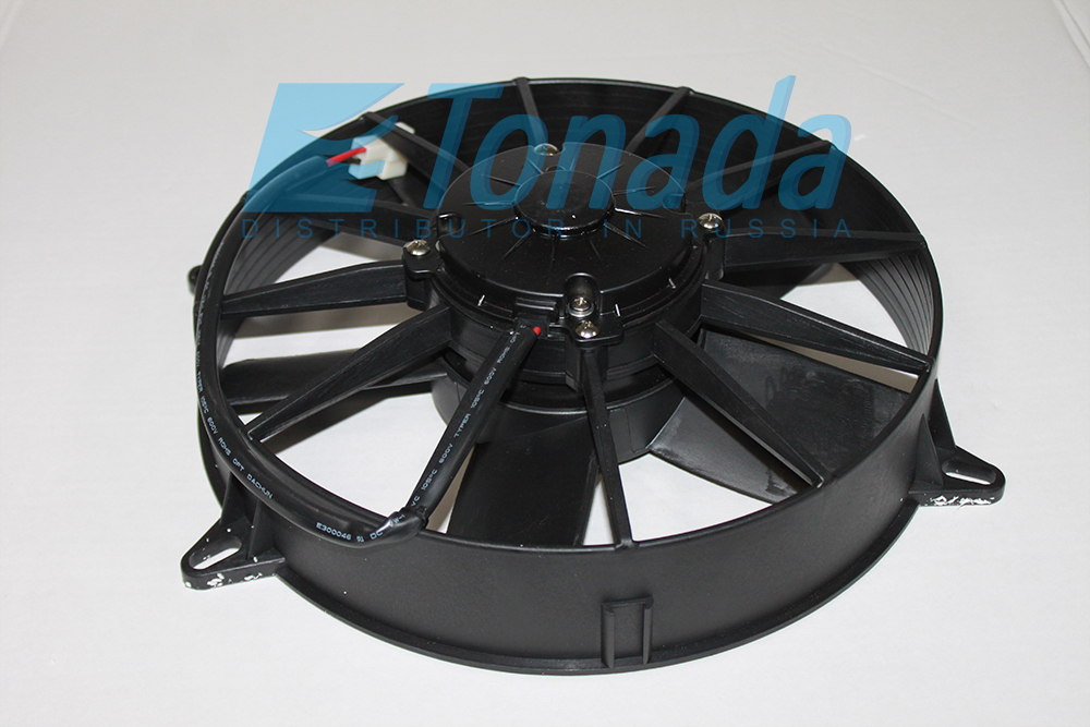 Вентилятор аналог Spal VA03-BP70/LL-37S & VA03-BP70/LL-68S & VA03-BP90/LL-68S