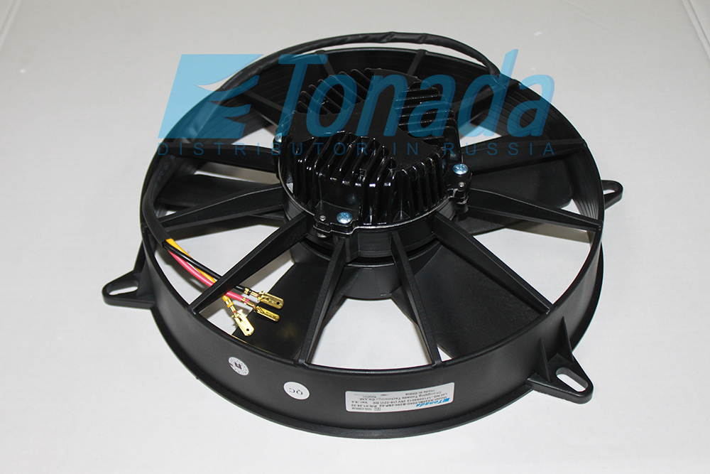 Вентилятор бесщеточный аналог Spal VA03-BP70/LL-37S
