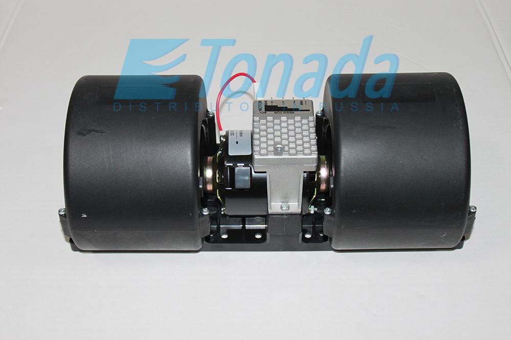 Вентилятор аналог Spal 006-B40-22 & 006-B45-22 & 006-B46-22
