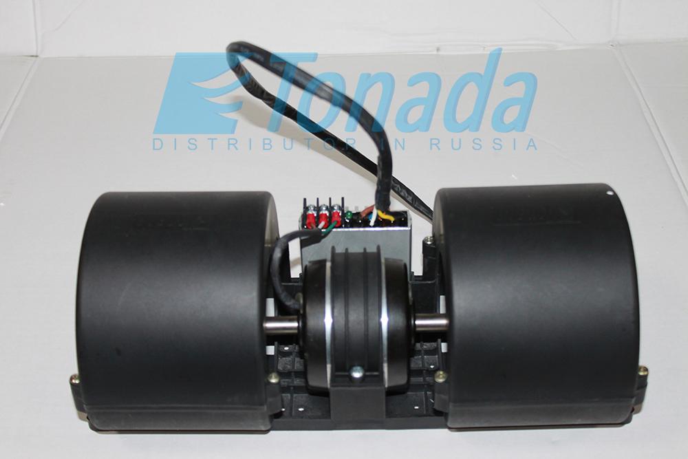 Вентилятор бесщеточный аналог Spal 020-BBL 303-95 & 006-B50/IET-22