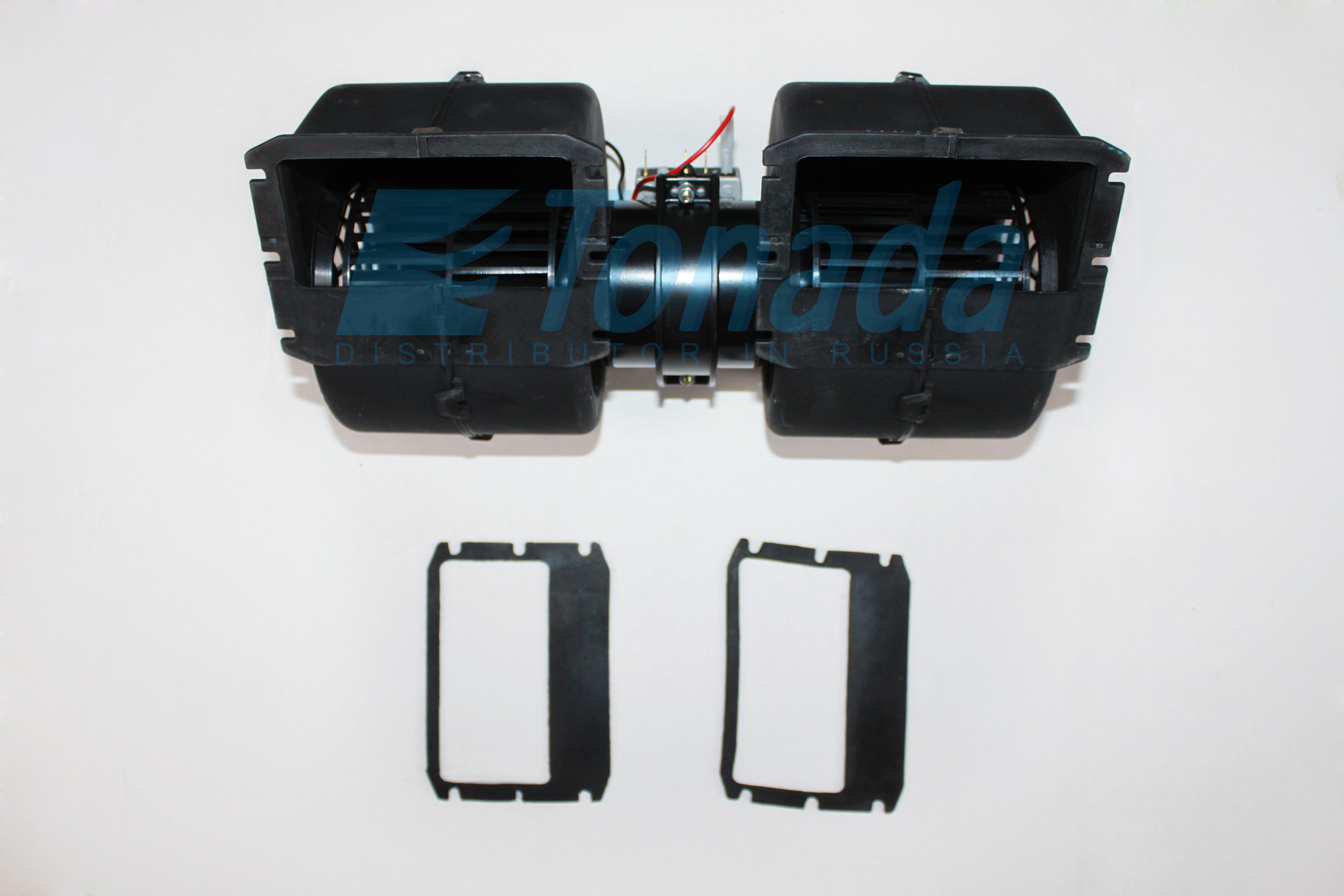 Вентилятор аналог Spal 009-B39-22 & 009-B40-22