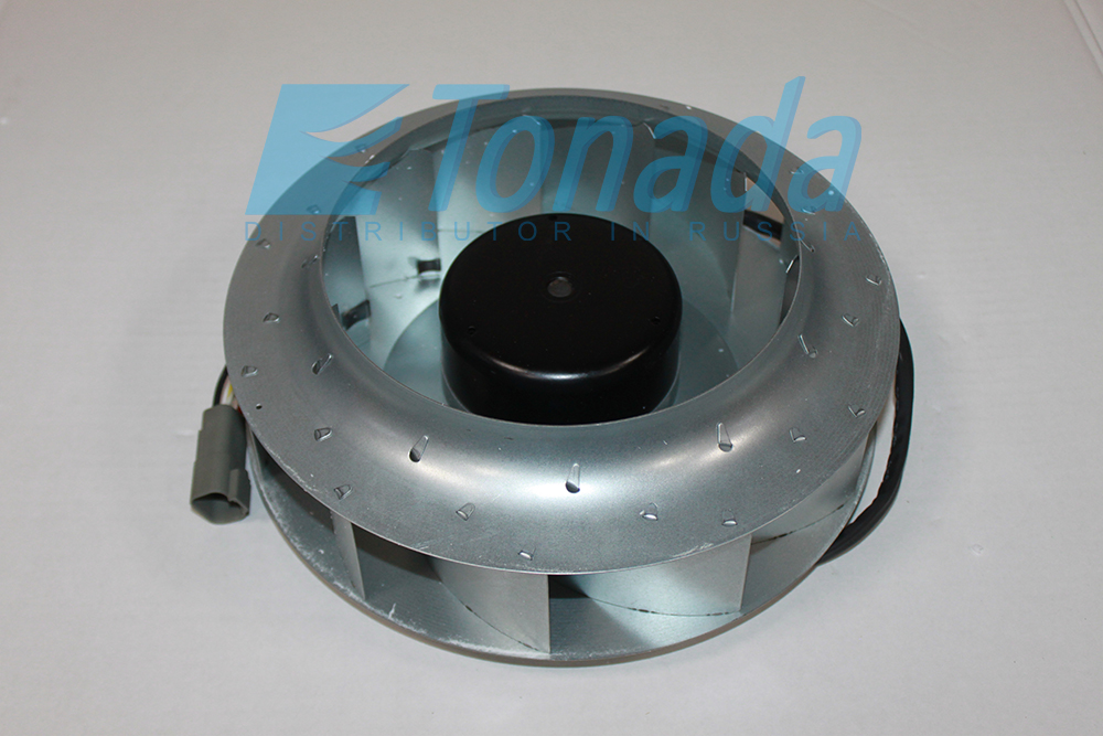 Вентилятор бесщеточный EBMpapst R1G250-AQ21-52 & EBMpapst R1G250-AI13-20 & Carrier 54-00554-01