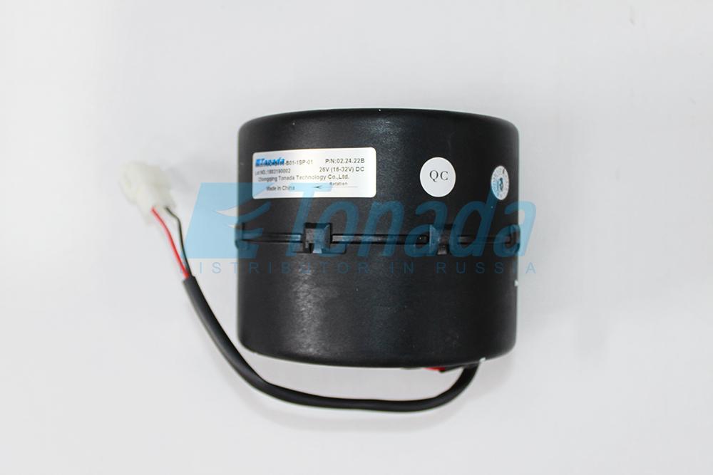 Вентилятор аналог Spal 008-B100-93D