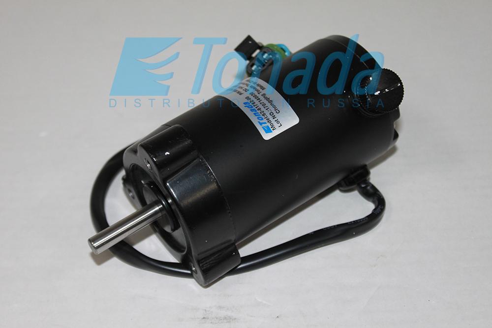 Электродвигатель вентилятора Carrier 54-00639-114 62-61762-00