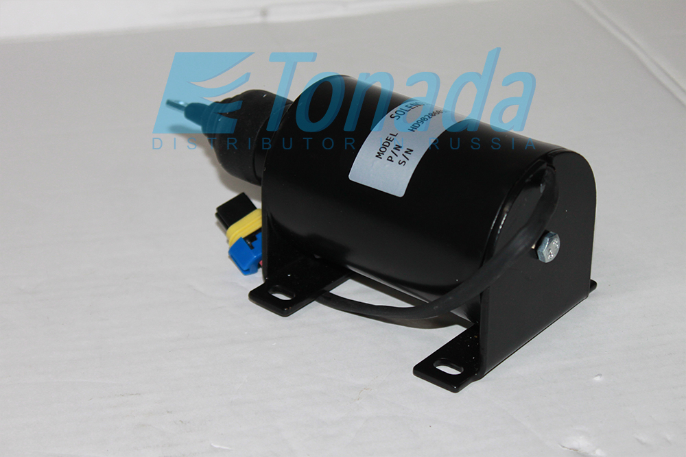 Соленоид оборотов двигателя CARRIER SUPRA / MAXIMA; 10-01095-00, 10-60018-00