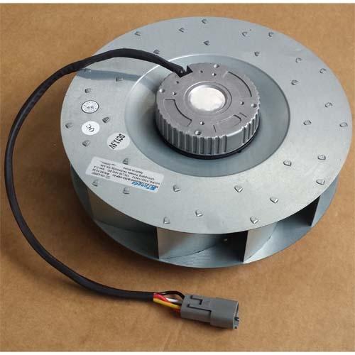 Центробежный вентилятор бесщеточный RA12BL015C-B280-VSP-01