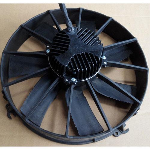 Вентилятор бесщеточный аналог Spal VA89-BBL305-94A VA89-BBL305P/N-94A VA89-BBL343P/N-94A