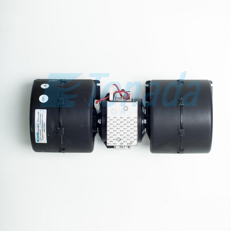 Вентилятор аналог Spal 008-A39-02 & 008-A40-02