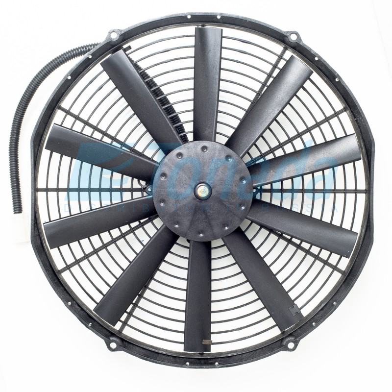 Вентилятор аналог Spal VA08-BP70/LL-23A & VA08-BP70/LL-23MA & VA08-BP71/LL-53A