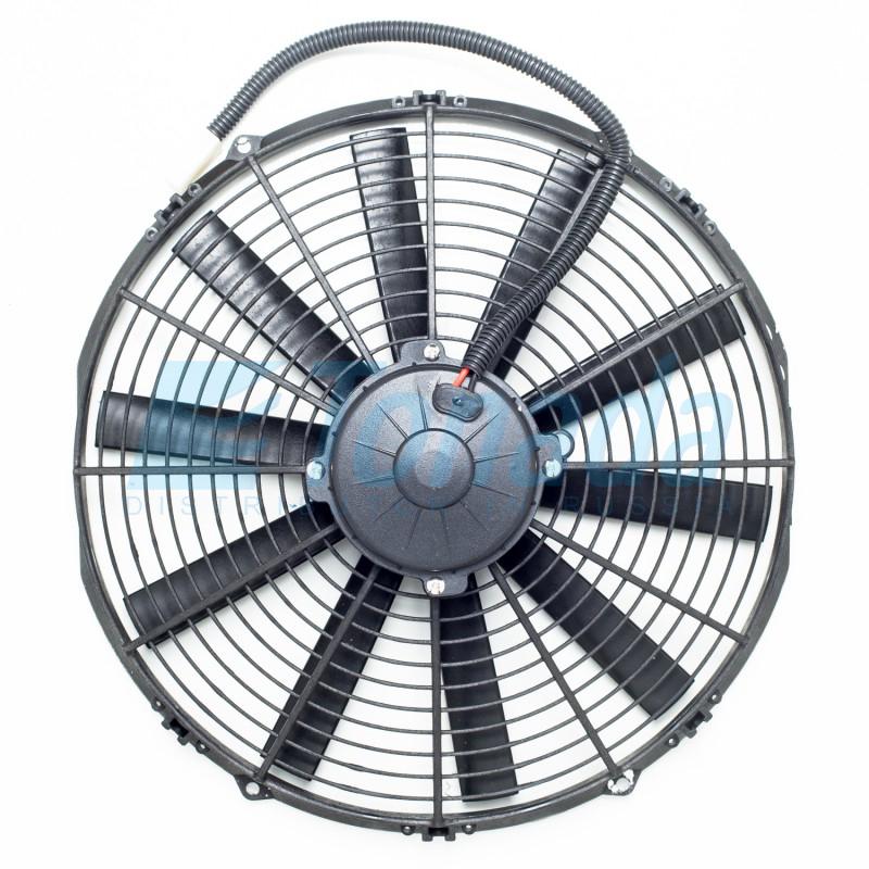 Вентилятор аналог Spal VA08-BP70/LL-23S & VA08-BP70/LL-23MS & VA08-BP71/LL-53S
