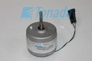 Бесщеточный конденсаторный мотор вентилятора HISP5300069 & HISP53050071