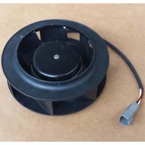 Вентилятор бесщеточный EBM R1G190-AC37-52