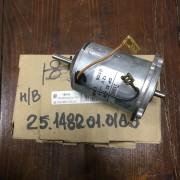 Электромотор 12В для нагнетателя воздуха в камеру сгорания D3L