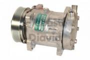 Компрессор Sanden SD7H15 8229 Poly-V6
